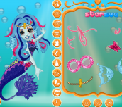 Hra - Monster High Glowsome Ghoulfish Lagoona Blue