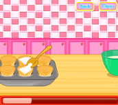 Hra - Ice Cream Cone Cupcakes Saga 2