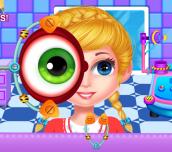 Hra - Crazy Eyes Doctor