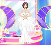 Hra - Gorgeous Fashion Bride Dress Up