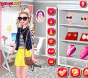 Hra - Barbie'sSpringFling