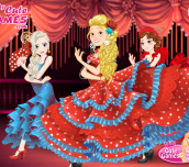 Hra - Four Dances with Princesses