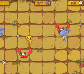 Hra - Super Goldfish