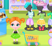 Hra - Baby Anna Shopping Rush