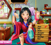 Hra - Mulan Hospital Recovery