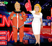Hra - Donald Trump vs Hillary Clinton