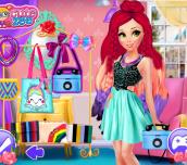 Hra - Modern Rapunzel Rainbow Trends