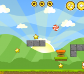Hra - Catch the Candy HTML5