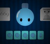 Hra - Lightybulb 2