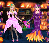 Hra - Halloween Party Dress Up
