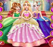 Hra - Goldie Princess Wedding