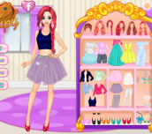 Hra - Ariel's Fashion Crush