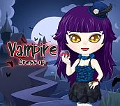 Hra - NewVampireDressUp