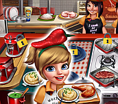 Hra - CookingFast4Steak