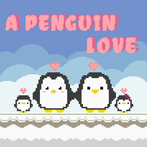Hra - A Penguin Love