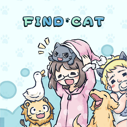 Hra - Find Cat