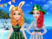 Hra - Princess Girls Trip to Ireland