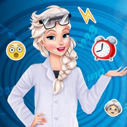 Hra - Eliza's Time Machine Adventure