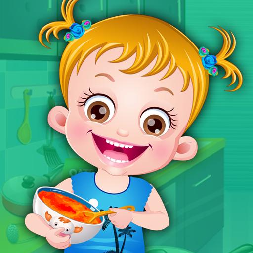 Hra - Baby Hazel Kitchen Fun