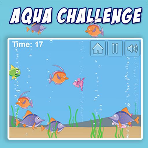 Hra - Aqua Challenge