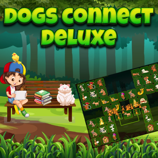 Hra - Dogs Connect Deluxe