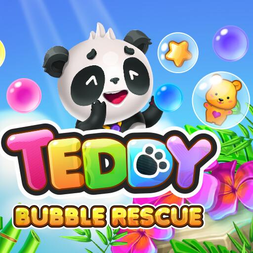 Hra - Teddy Bubble Rescue