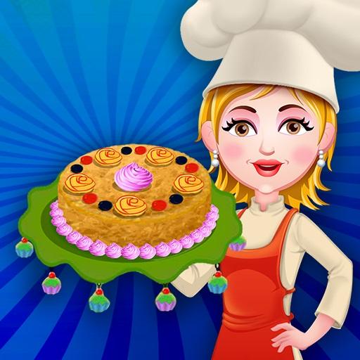 Hra - Baking Apple Cake