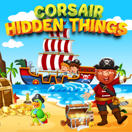 Hra - Corsair Hidden Things