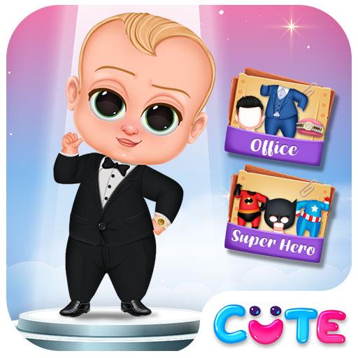 Hra - Baby Boss Photo Shoot