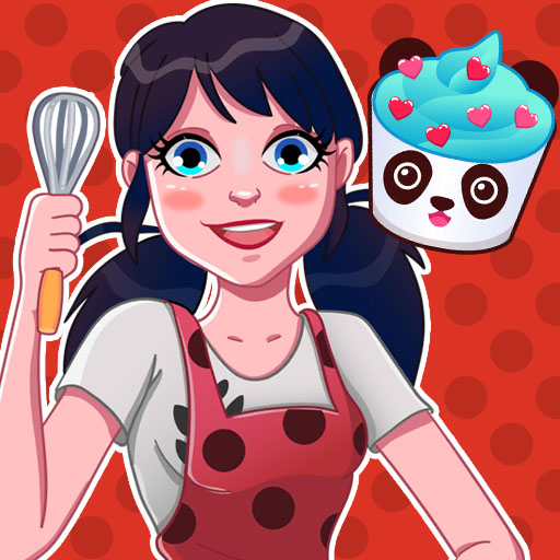 Hra - Ladybug Cooking Cupcake