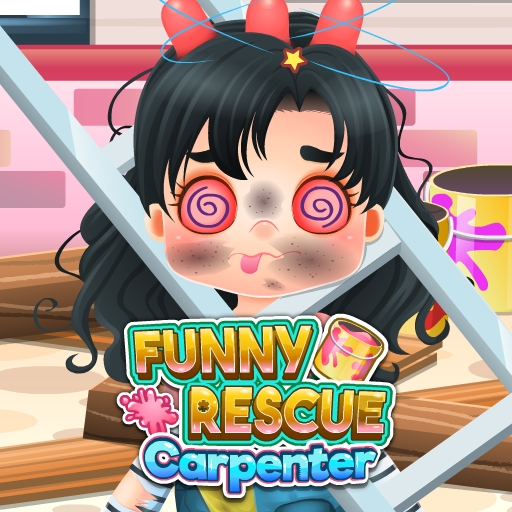 Hra - FunnyRescueCarpenter
