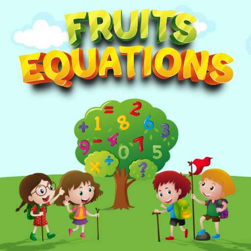 Hra - Fruits Equations