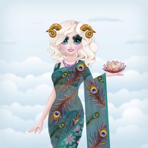 Hra - Princess Dazzling Goddesses