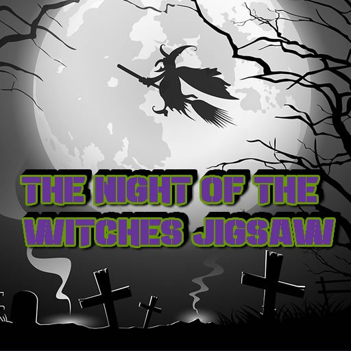 Hra - The Night of The Witches Jigsaw