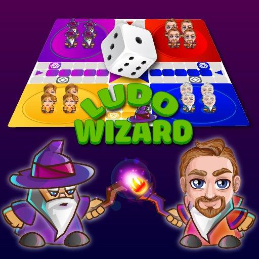 Hra - Ludo Wizard Game (člověče nezlob se)