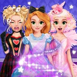 Hra - Blonde Princess Wonderland Spell Factory
