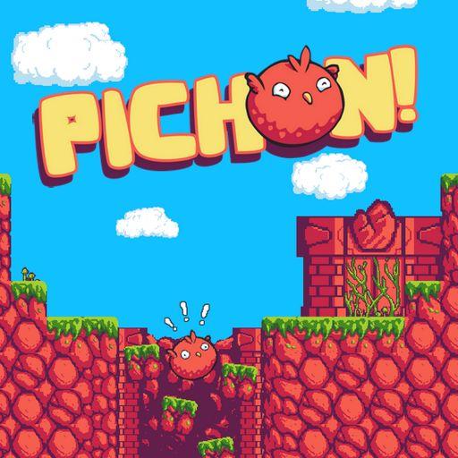 Hra - Pichon: The Bouncy Bird