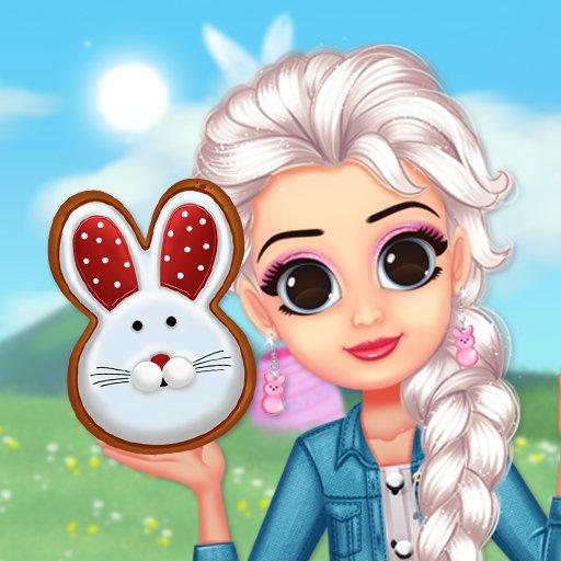 Hra - Princess Happy Easter