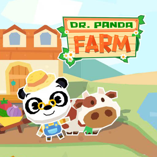 Hra - Dr Panda Farm
