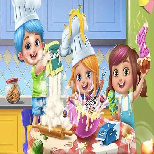 Hra - Little Girls Kitchen Time
