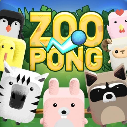Hra - Zoo Pong