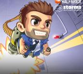 Hra - Jetpack Joyride