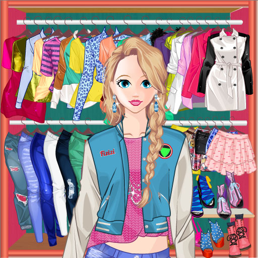 Hra - Princess Doll Fashion Dress Up