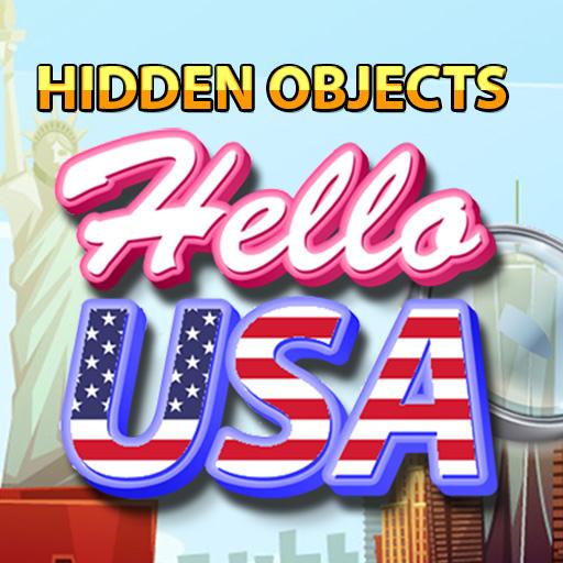 Hra - HiddenObjectsHelloUSA