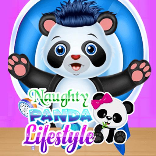 Hra - Naughty Panda Lifestyle