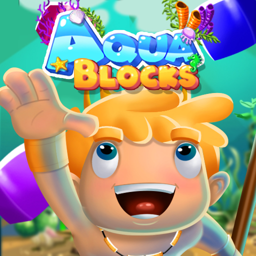 Hra - Aqua Blocks