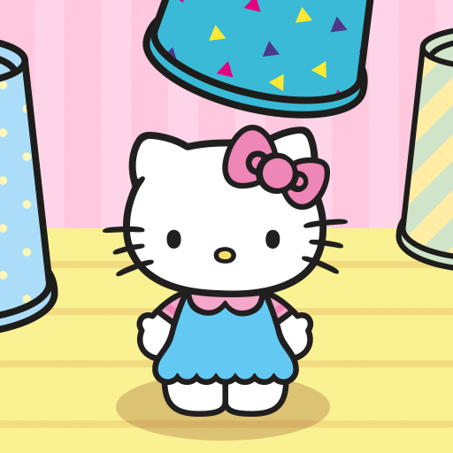 Hra - Hello Kitty and Friends Finder